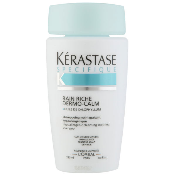 K rastase specifique dermo calm bain riche 250ml free for Bain miroir 1 kerastase