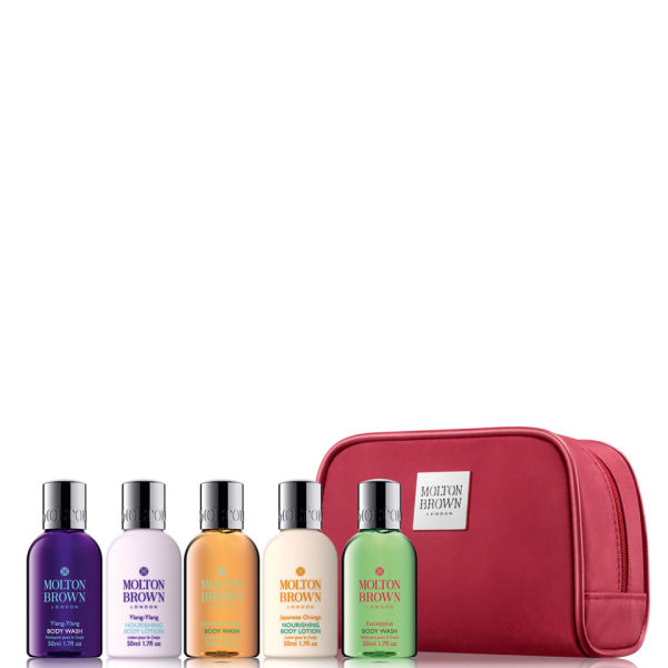Molton brown mini stowaway discover and scent limited for Best molton brown scent