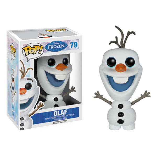 Disney Frozen Olaf Pop! Vinyl Figure