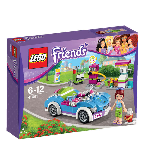 Lego Friends Mia S Roadster 41091 Toys Zavvi