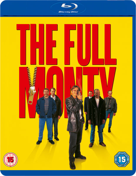 The Full Monty | Todo o nada | 1997 | 720p | Latino | Inglés