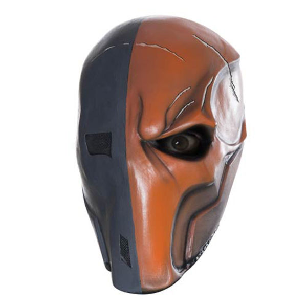 Batman Arkham Origins Deathstroke Mask Arkham Origins Deathstroke