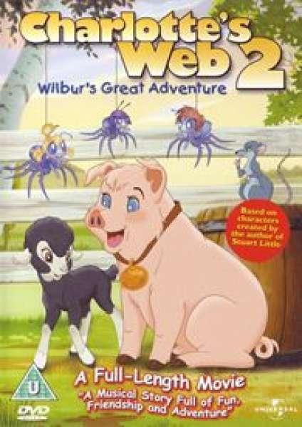 Charlottes Web 2 Wilburs Great Adventure Dvd Zavvi