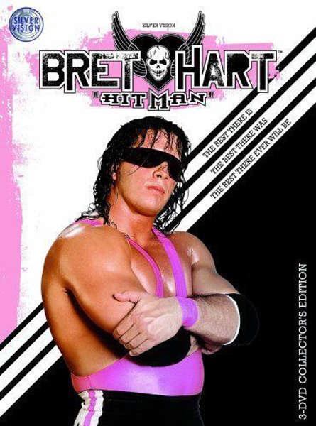 Wwe Bret Hitman Hart The Best There Is Dvd Zavvi