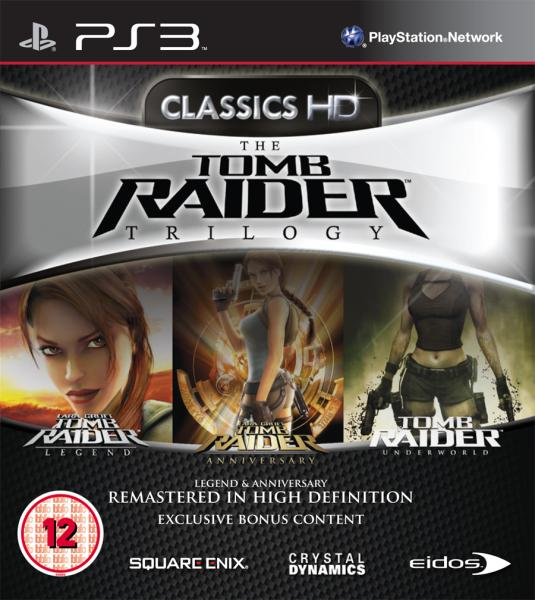 Tomb Raider Trilogy Ps3 Zavvi