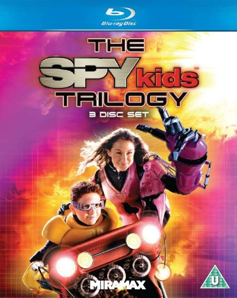 spy kids 13 bluray zavvi