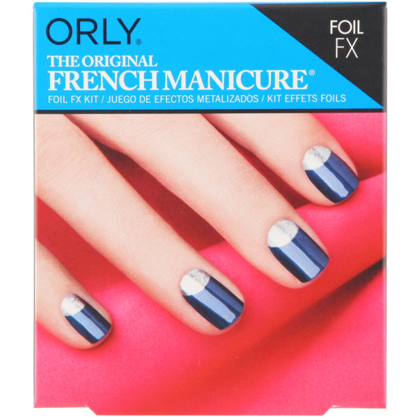 ORLY Foil French Fx Kit