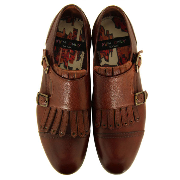 Paul Smith Shoes Women's 074K Foster Shoes - Brown