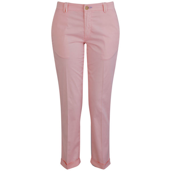 Paul by Paul Smith Women's Chinos - Pastel Pink