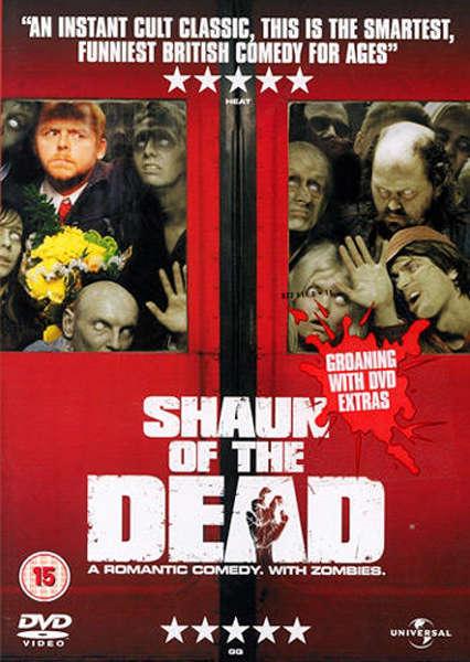 Shaun Of The Dead Dvd Zavvi