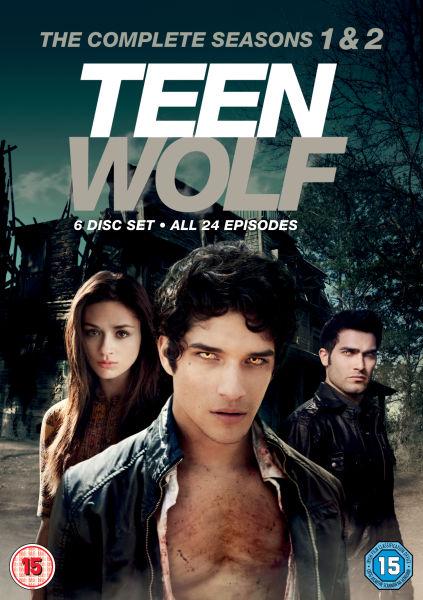 Teen Wolf Seasons 1 And 2 Dvd Zavvi