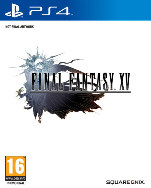 Final fantasy 15 release date ps4