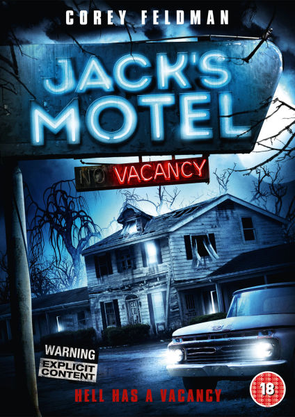 Jack 39 s motel dvd for Motel one lampen