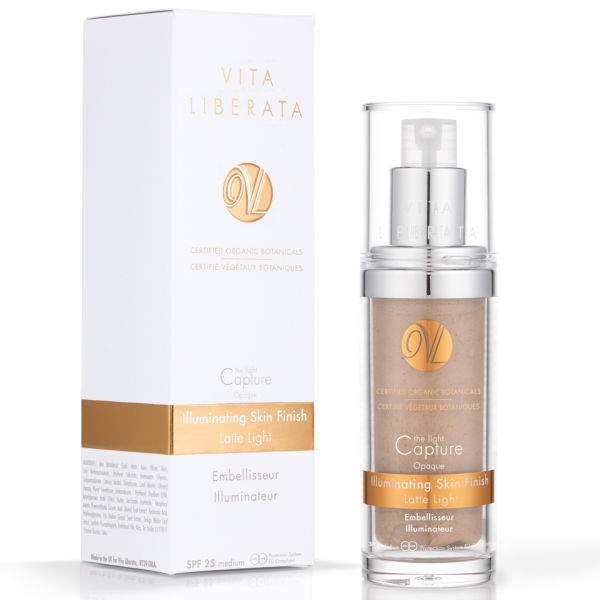 vita liberata capture the light latte light 30ml free delivery. Black Bedroom Furniture Sets. Home Design Ideas