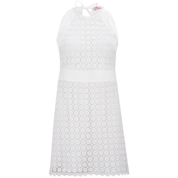 See by Chloe Women's Flower Dress - White