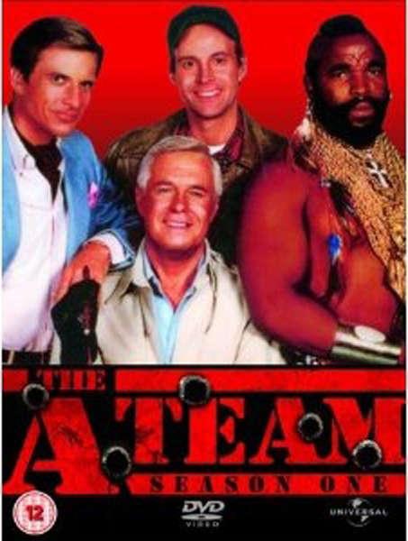 The A Team Complete Season One Dvd Zavvi