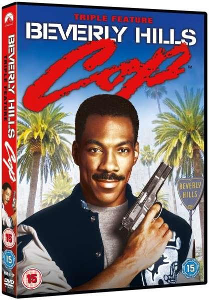 Beverly Hills Cop Trilogy Dvd Zavvi