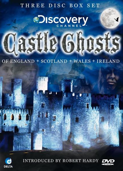 Castle Ghosts Of England Scotland Wales Amp Ireland Dvd Zavvi