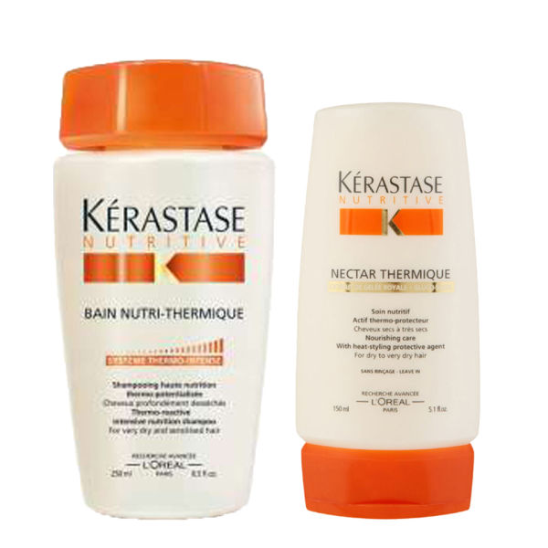 K rastase nutritive bain nutri thermique 250ml and for Bain miroir 1 kerastase