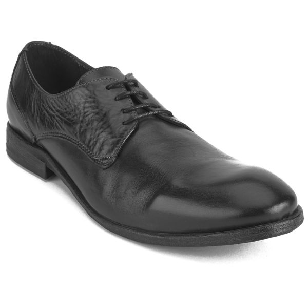 h shoes by hudson s drum dye leather derby shoes