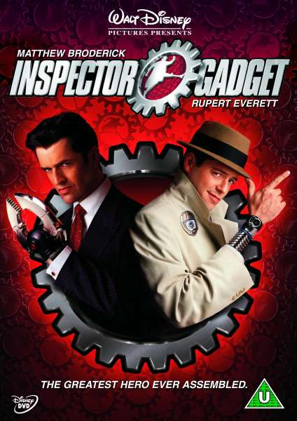 Inspector gadget dvd thehut com