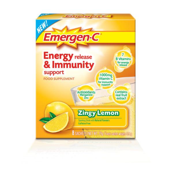 Emergen-C Lemon Pack (8 portioner)
