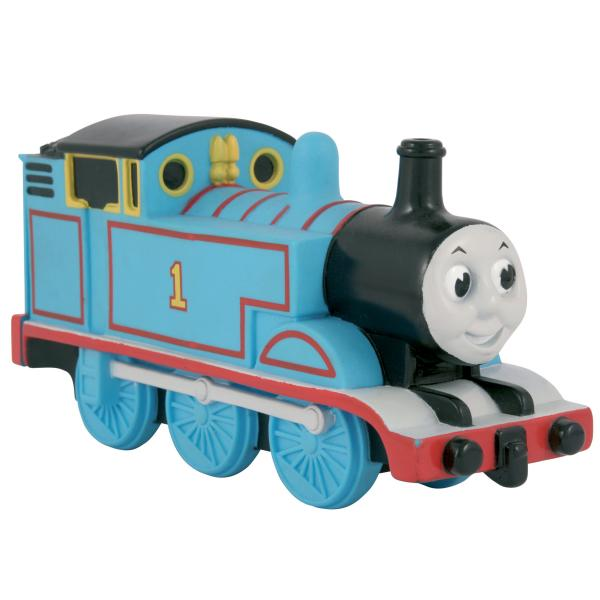 Western Bedroom Tank Toy Box Or: Thomas The Tank Engine Moulded Money Bank Toys