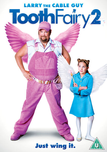 Tooth Fairy 2 Dvd Zavvi Com