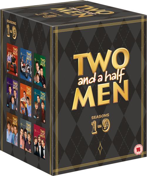 Two And A Half Men Seasons 1 9 Dvd Zavvi