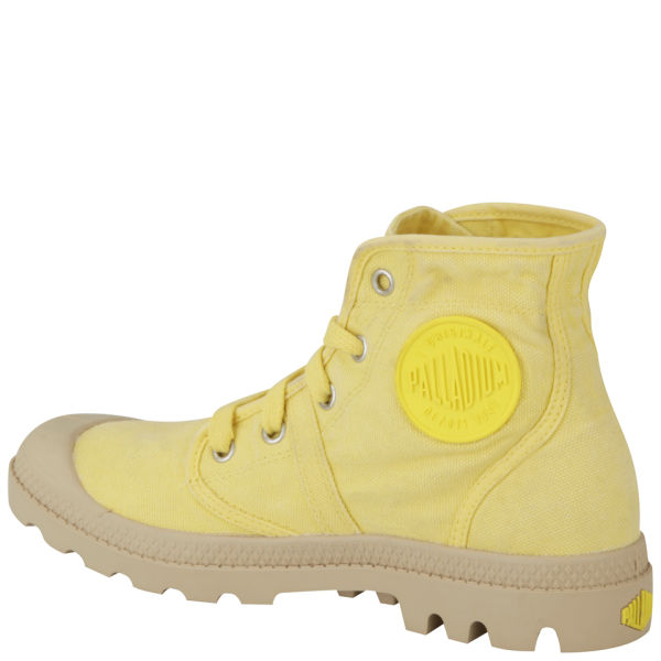 Unique Step Out In Trendy Style With These Charming &quotSmile&quot Womens Shoes, A Fine Apparel Design Available Only From The Bradford Exchange One Look At The Sunny Smile That Graces These Yellow Sneakers, And Youll Feel A Spring In Your