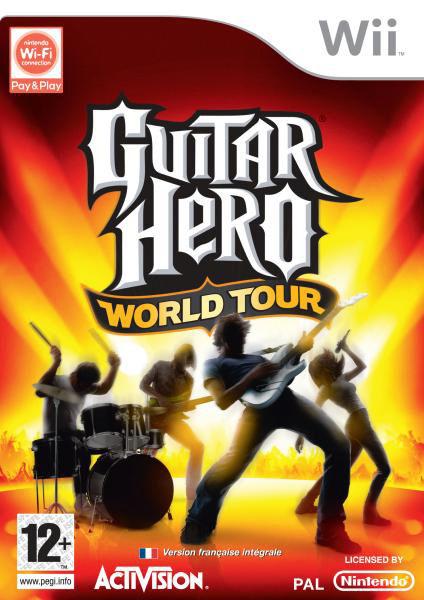 Guitar Hero series - Video Games Database. Credits, Trivia ...