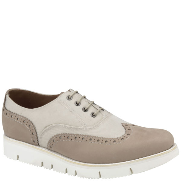 Surface To Air Men S Chunky Crepe Leather Shoes