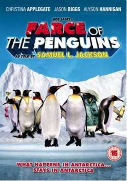 Farce of the penguins dvd for Farcical comedy movies