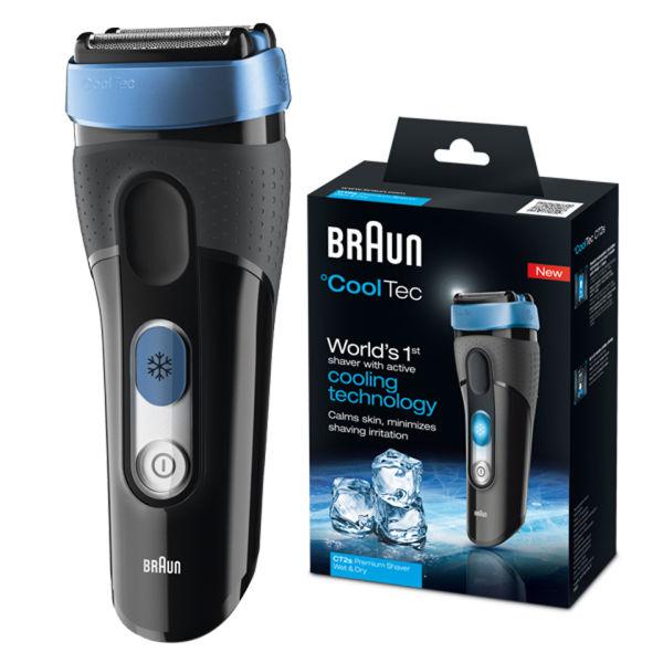 Braun 冰感科技 CT2S 剃须刀