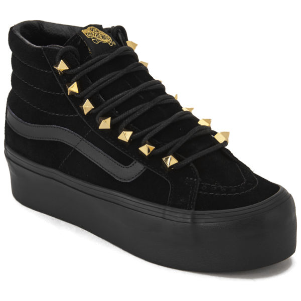 VansSK8-HI - High-top trainers - black LX2ufsr4