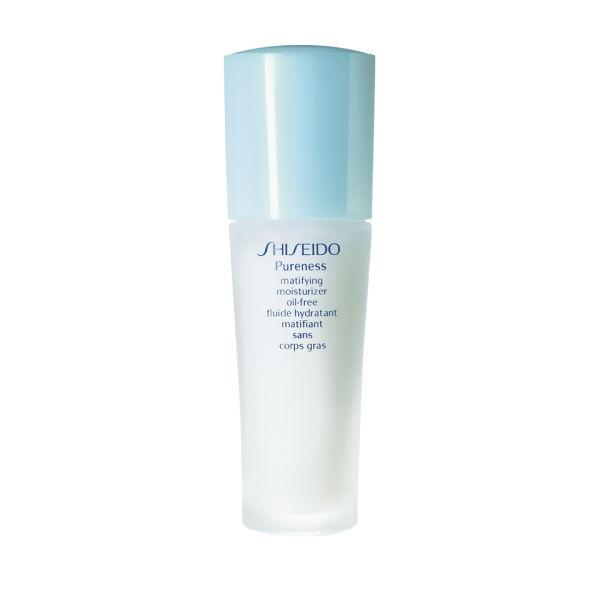 Hidratante matificante oil-free Shiseido Pureness (50ml)
