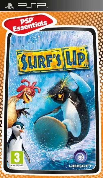 Surf S Up Psp Essentials Psp Zavvi