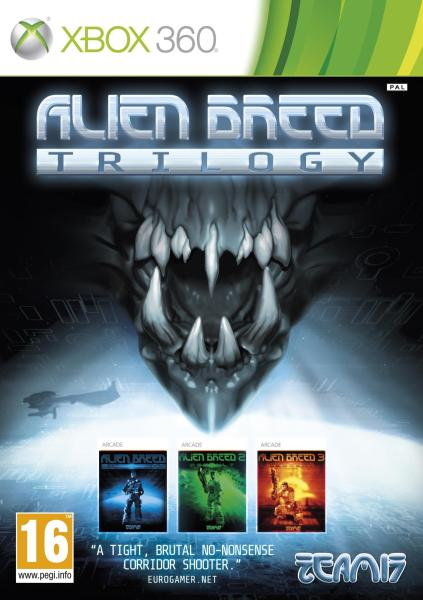 Alien Breed Trilogy Xbox 360 Zavvi