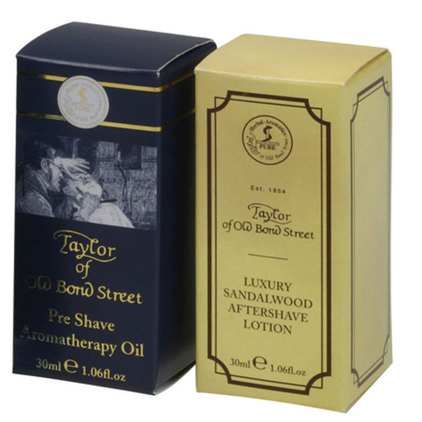 Taylor of Old Bond Street Pre-Shave Oil (30 ml)