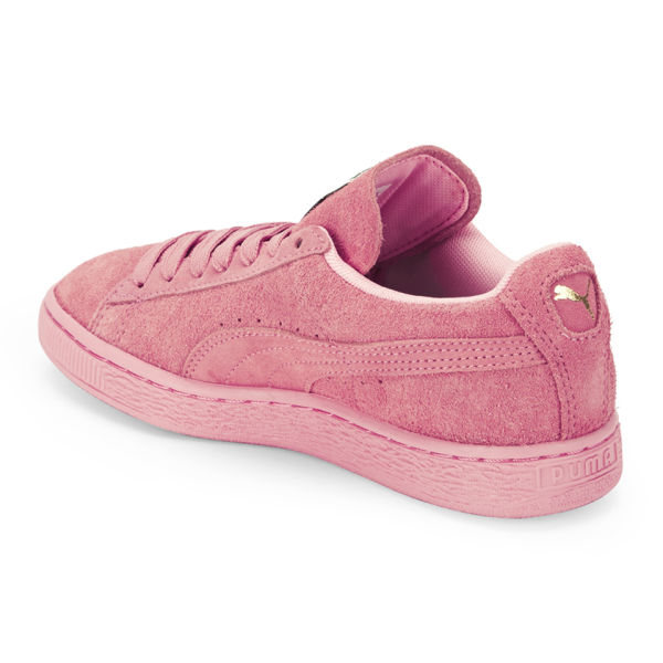 puma trainers pink