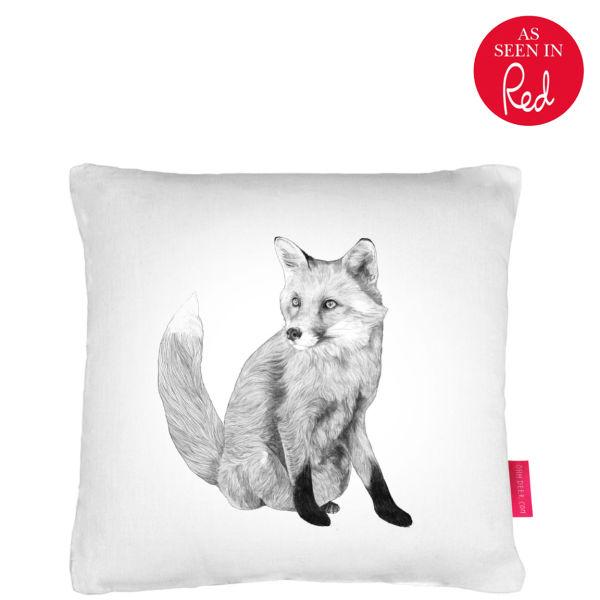 Ohh Deer Neville Fox Cushion