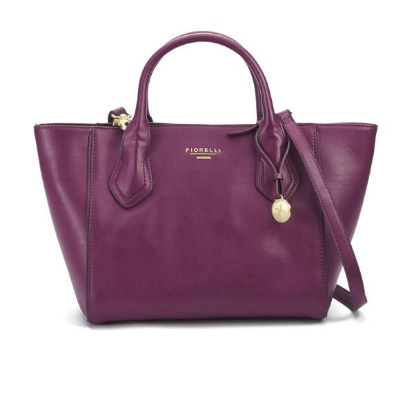 Fiorelli Georgie Shoulder Bag Raspberry 20