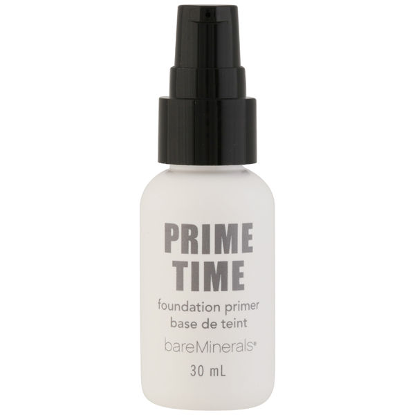 bare escentuals prime time foundation primer 30ml. Black Bedroom Furniture Sets. Home Design Ideas