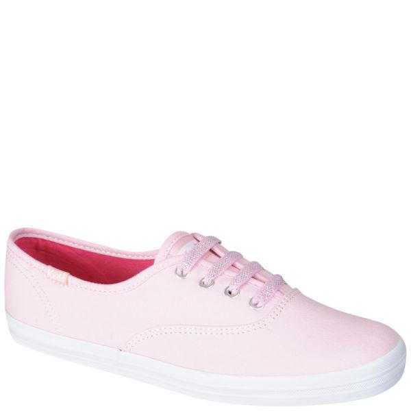 Keds Champion Oxford Pumps - Pastel Pink