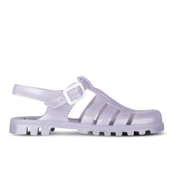 JuJu Women's Maxi Jelly Sandals - Pearl Lilac