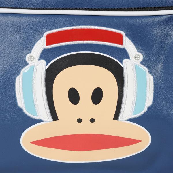 Paul Frank Käsilaukku : Paul frank headphones messenger bag navy womens