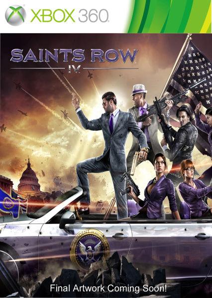 Saints Row Iv Xbox 360 Zavvi Com