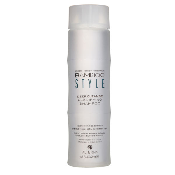Alterna Bamboo Style Deep Cleanse Clarify Shampoo (250ml)