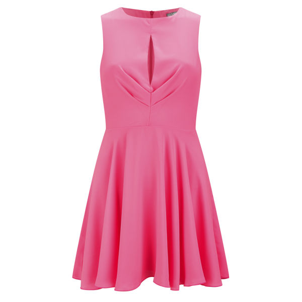 Love Women 39 S Pleated Dress Pink Womens Clothing Zavvi