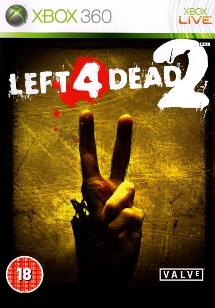 Left 4 Dead 2 Xbox 360 Zavvi